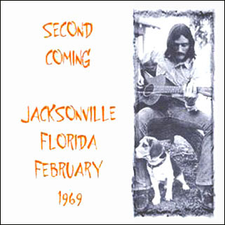 duane allman and second coming cd jacksonville 1969 front
