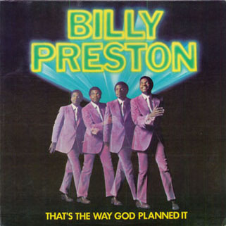 preston lp thay's the way god planned it