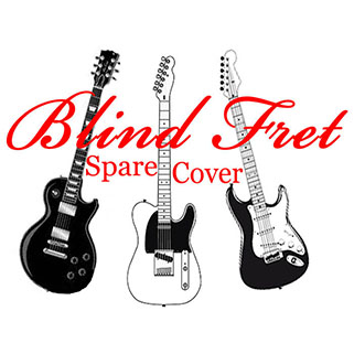 blind fret cd spare cover front