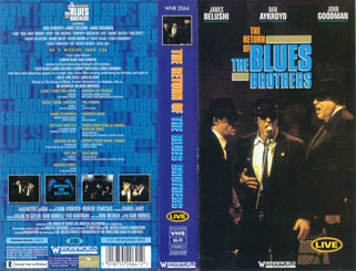 buddy miles video return of the blues brothers