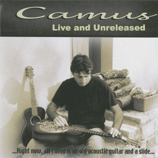 camus cd live and unreleased