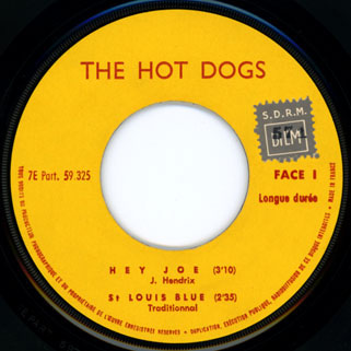 hot dogs label 1