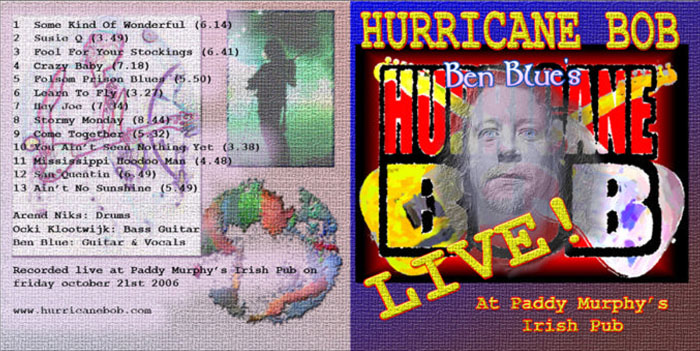 hurricane bob artwork