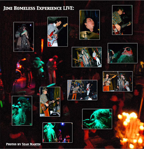 jimi homeless experience, picture