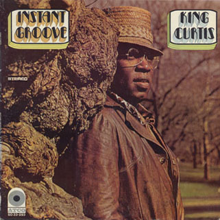 king curtis lp instant groove front