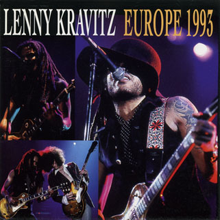 lenny kravitz cd europe 1993