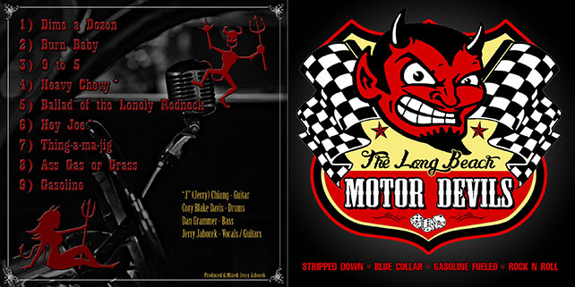 long beach motor devils cover out