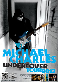 michael charles undercover poster
