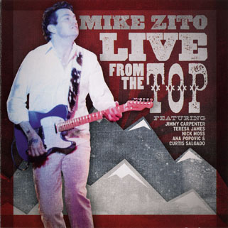 zito mike cd live from the top