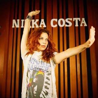 nikka costa in late 90's