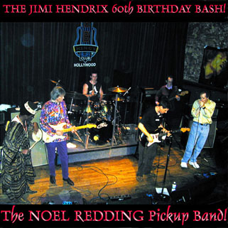 noel redding jimi 60th birthday cd front