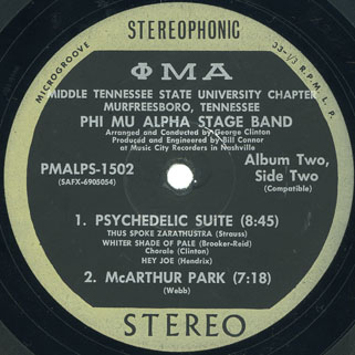 phi mu alpha stage band album label 2