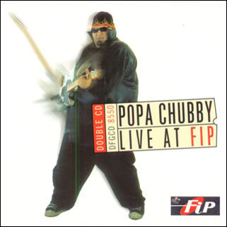 popa chubby cd at fip