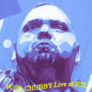 popa chubby cd at rtl
