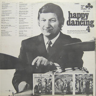 robert last happy dancing volume 4 canada back