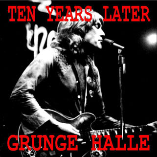ten years later cd grung hall