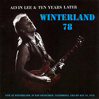 ten years later cd winterland 78 front