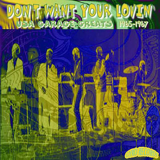 blues unlimited cd various don't want your lovin' front