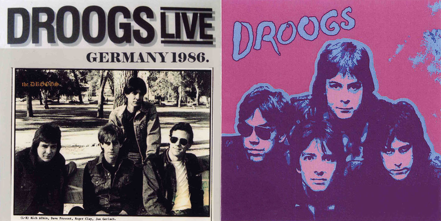 droogs cdr live germany 1986 out