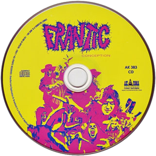 frantic cd conception akarma label