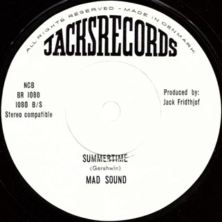 mad sound single side summertime