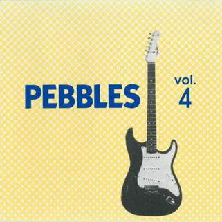 mad sound cd various pebbles volume 4 front