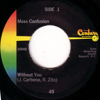 mass confusion single side without you