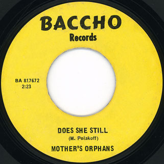 mother's orphans side 2 does she still