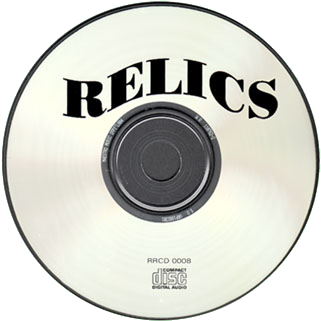 nomads cd relics volumes 1 and 2 label