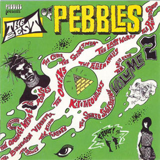 rogues cd best of pebbles volume 2 front