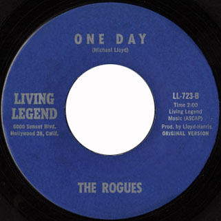 rogues single side one day