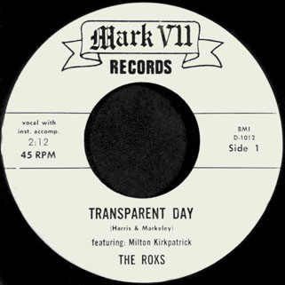 roks single side a Transparent day