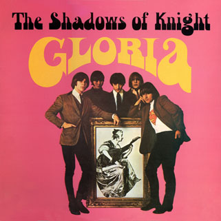 shadows of knight lp gloria uk front