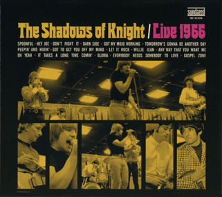 shadows of knigh cd live 1966 front