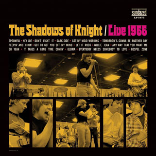 shadows of knigh lp live 1966 front