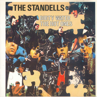 standells cd dirty water the hot ones eva records front