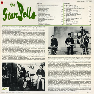 standells lp riot on sunset trip eva mono back cover
