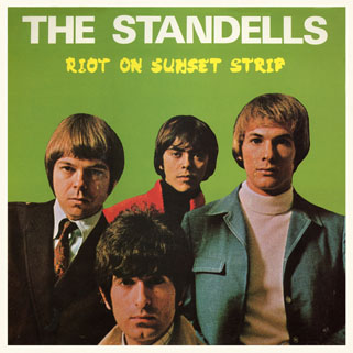 standells lp riot on sunset trip eva mono front