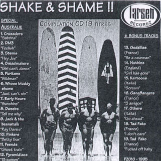 stems cd shake and shame front