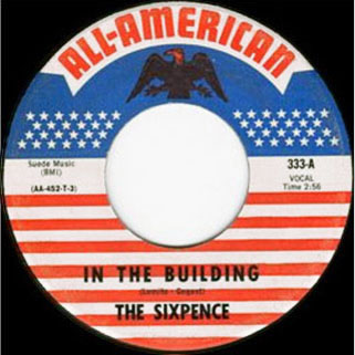 thee sixpence single side in the building