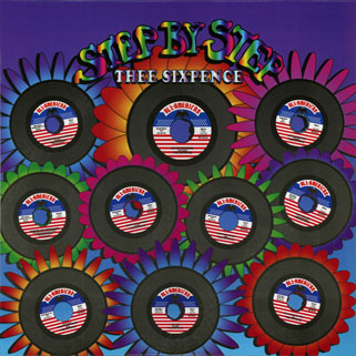 thee sixpence lp step by step front