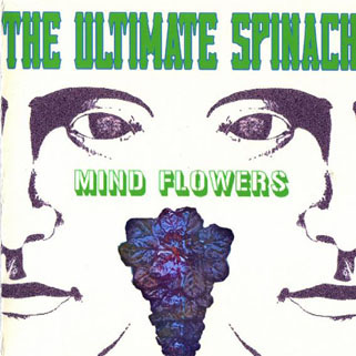 ultimate spinach cd mind flowers front
