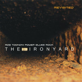 rob tognoni cd ironyard revisited germany front