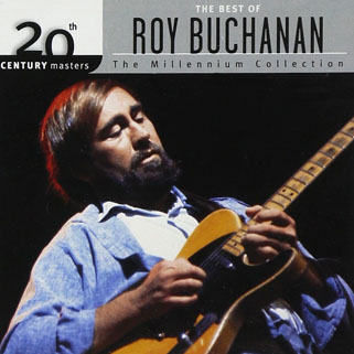 roy buchanan best of 20th century masters front