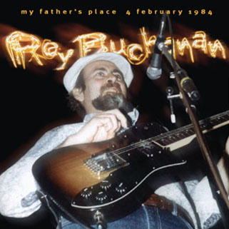 roy buchanan 1984 02 04 my father's place front