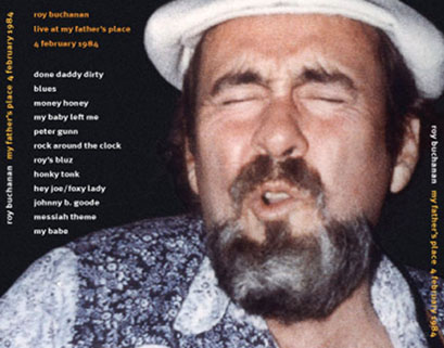 roy buchanan 1984 02 04 my father's place tray
