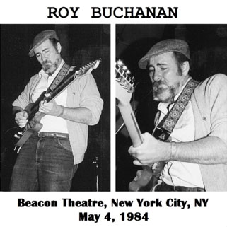 roy buchanan 1984 05 04 beacon theater front