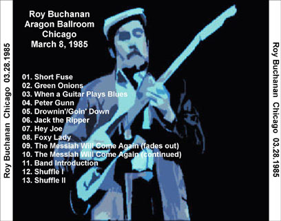 roy buchanan 1985 03 08 chicago geetarz tray
