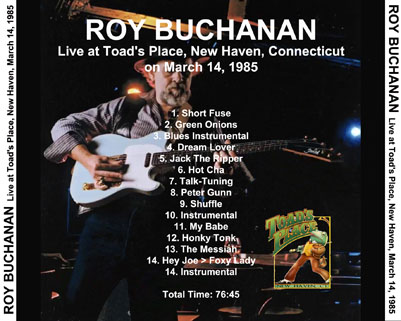 roy buchanan 1985 03 14 toad's place tray