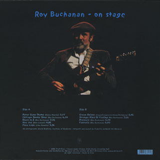 roy buchanan 1985 07 28 strange kind of feeling back